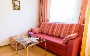 Appartement 2 - Schlafcouch