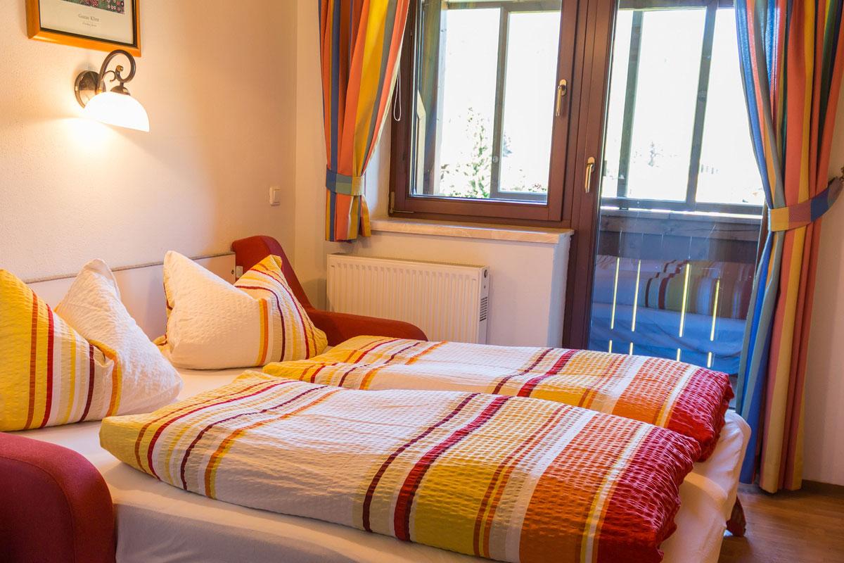 Wohnbereich - Schlafcouch